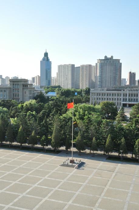 100622 瀋陽東北大学4