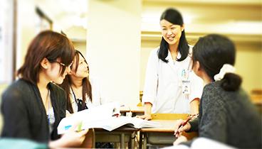 利用校園開放日參觀各個學科&體驗入學