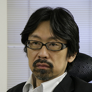 株式会社ルーデンス代表取締役・ディレクター/VFXスーパーバイザーVFX-JAPAN理事増尾 隆幸氏