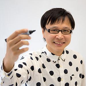 ラクガキコーチ・グラフィックカタリストタムラカイ氏