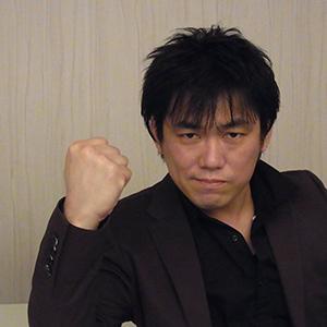 株式会社グラフィニカ取締役 チーフプロデューサー吉岡 宏起氏