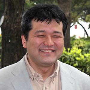 株式会社よむネコ 代表取締役社長 新 清士氏