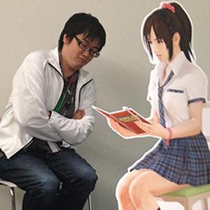 株式会社バンダイナムコエンターテインメントCE事業部所属  玉置 絢氏