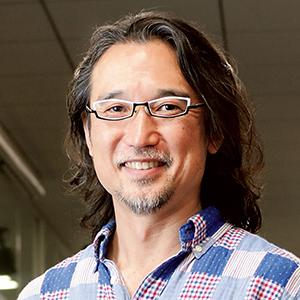 株式会社ポリゴン・ピクチュアズ 代表取締役 / エグゼクティブプロデューサー 塩田 周三氏(モデレータ)