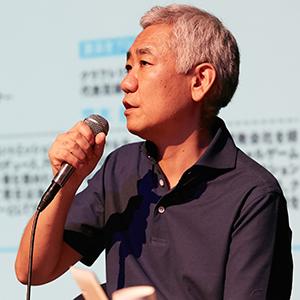 株式会社ジークラフト代表取締役/ゲームデザイナー土田 俊郎氏