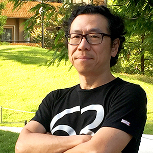 株式会社スクウェア・エニックス第11ビジネス・デイビジョンクリエイティブ・プロデューサー時田 貴司氏