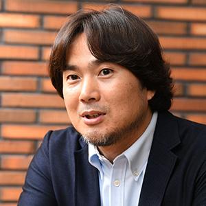 株式会社スタジオイストリア代表取締役馬場 英雄氏
