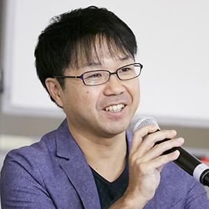 株式会社スクウェア・エニックス サウンド部  サウンドディレクター・サウンドデザイナー 宮永 英典氏