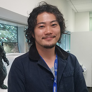 株式会社ポリゴン・ピクチュアズ 人事総務部 人事総務グループリーダー 二宮 渉氏