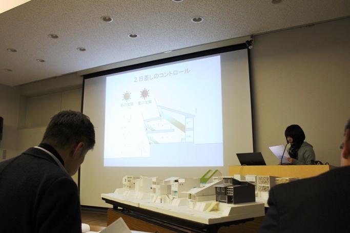 まずは設計プランを解説します。 村上 ひかりさん(1年)兵庫県 青雲高等学校出身