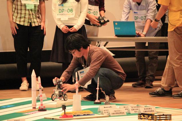 ETロボコン,自律ロボット,組込み