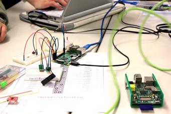 IoT,ネットワーク、IT技術者