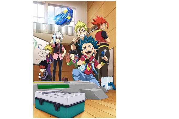 テレビアニメ『ベイブレードバースト』 サウンドテクニック学科