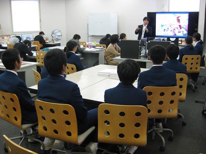 デジタルアニメ学科での教員補助業務に関する説明